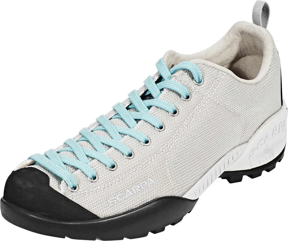 Scarpa Schuhe Mojito Fresh Größe 37,5 silver/maledive